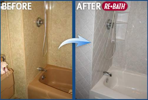 Bathroom Remodels Before And After Pictures Before And After