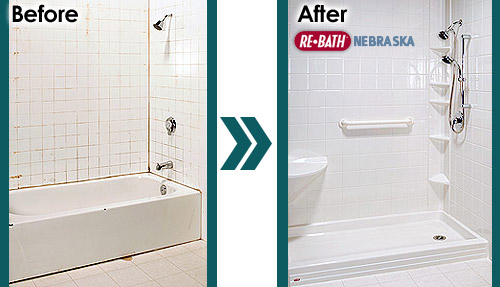 Click Here To View More Before And After Bathroom Remodeling Photos